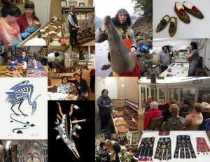 Native Artist in Residency Program at Sheldon Jackson Museum