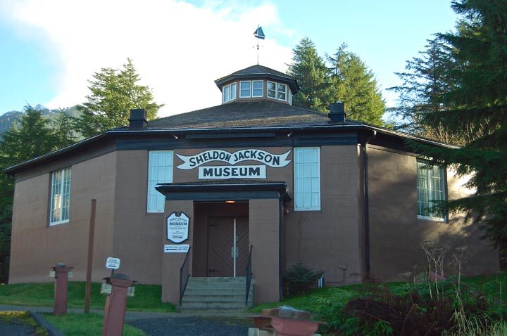 Sheldon Jackson Museum Plan for Re-opening