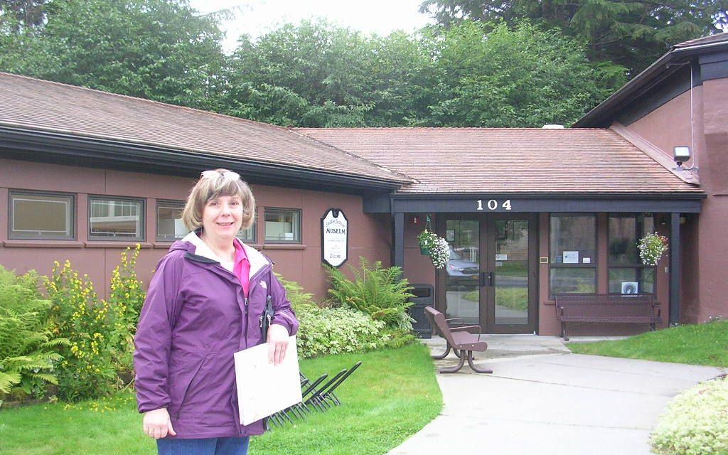 Congratulations, Rosemary Carlton, Volunteer of the Year!