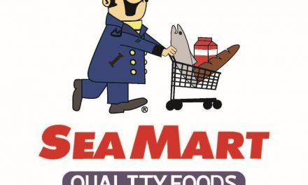 At Seamart this Saturday 2:30-4:30pm