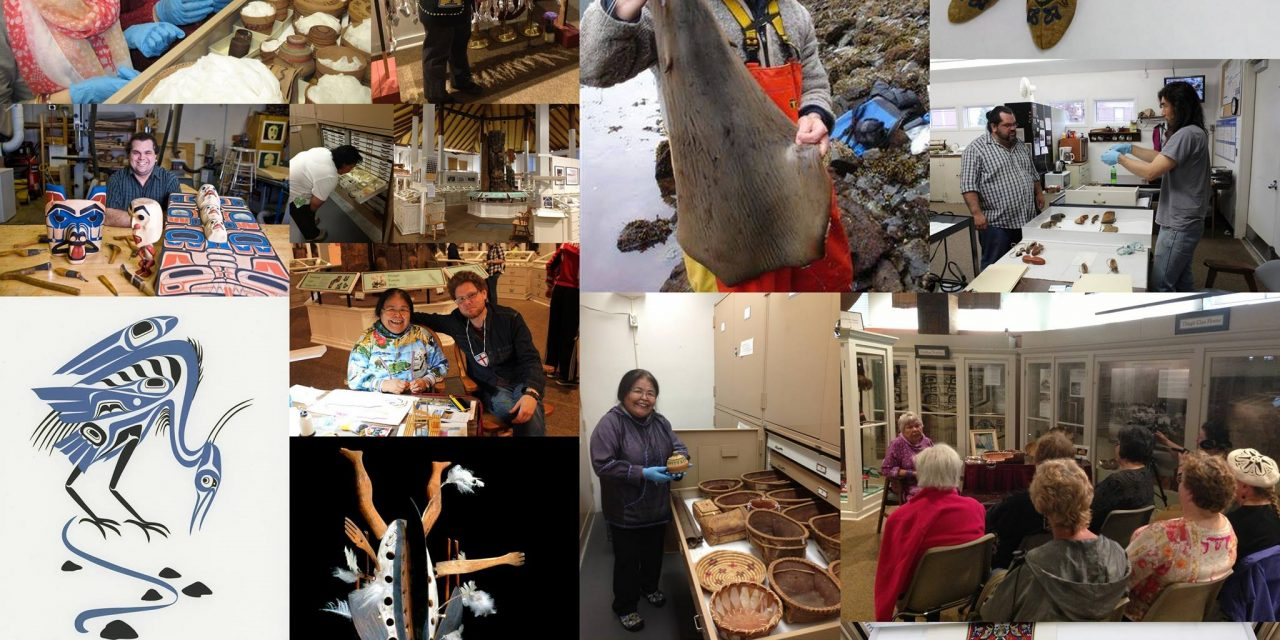 Alaska Native Artist Residency Position Available