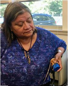 Haida Weaver Holly Churchill & Class to Present at the Sheldon Jackson Museum @ Sheldon Jackson Museum | Sitka | Alaska | United States