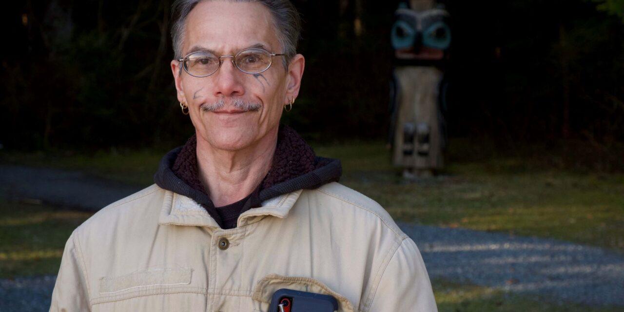 Formline Block Printing Class with Robert Hoffmann (Tlingit)