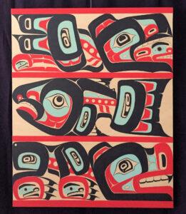 Robert Davis Hoffmann, Tlingit Carver & Painter @ Sheldon Jackson Museum | Sitka | Alaska | United States