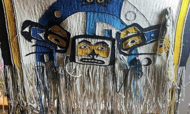 Join Us in Welcoming Alaska Native Artist-in-Residence Laine Rinehart (Tlingit)
